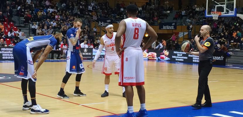 Basket-ball (Pro B, 15e journée) : Le Havre renverse Rouen dans le derby
