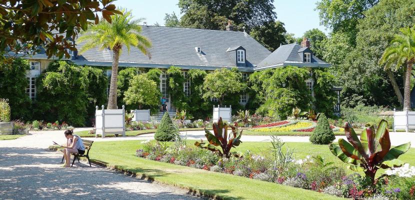 rouen veut retracer lhistoire de son jardin des plantes - Jardin Des Plantes Rouen