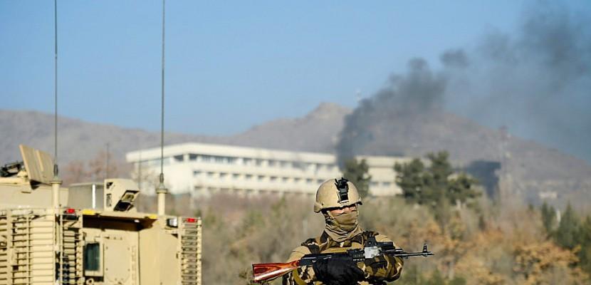 Les talibans revendiquent l'attaque de l'hotel de Kaboul