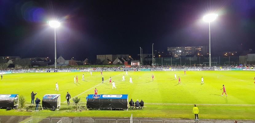 Coupe de France : Granville l'emporte face à Concarneau, direction les 8e de finale !