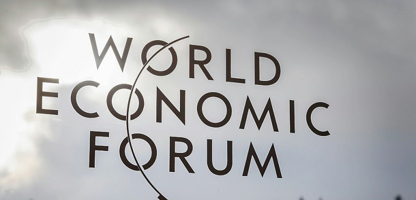 Macron et Merkel en vedette à Davos jeudi