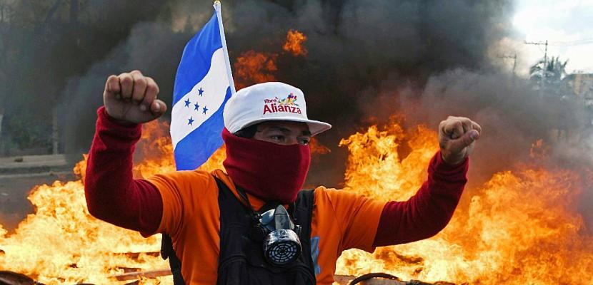 Honduras: prise de fonction de