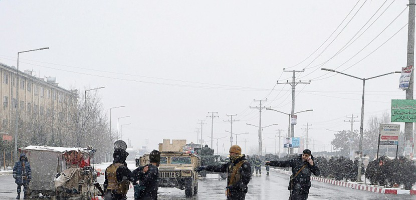 Kaboul sous haute tension après l'attaque d'une académie militaire