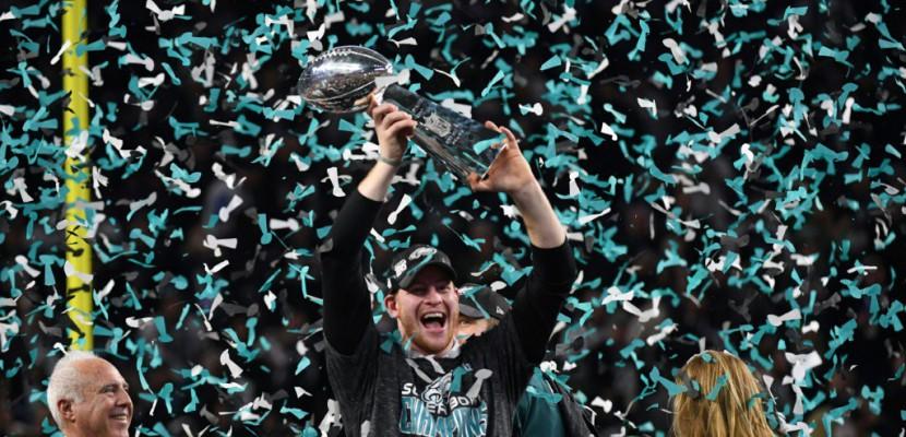 Super Bowl: exploit des Eagles face aux Patriots (41-33)