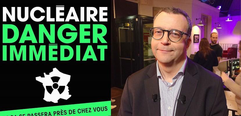 """""""Nucléaire, Danger Immédiat"""" : le livre pointe les risques en Normandie"""