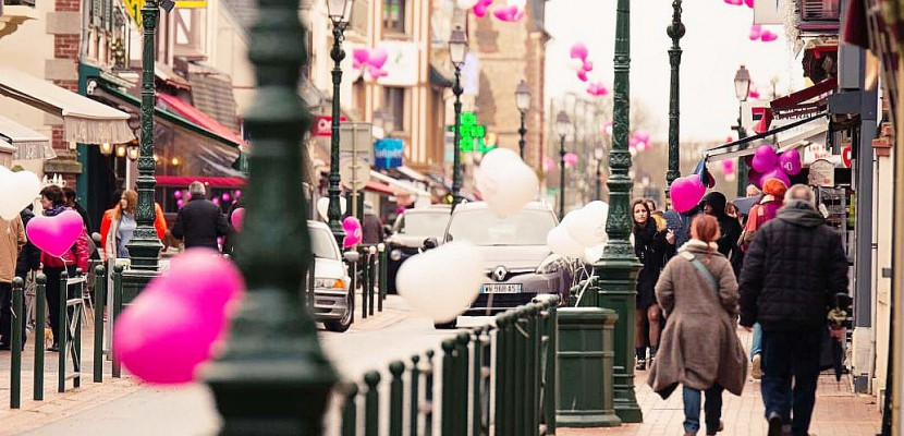 Cabourg, capitale de l'amour pour la Saint Valentin