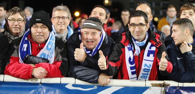 Coupe de France : Granville pourra compter 580 supporters contre Chambly