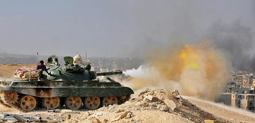 Plus de 100 combattants pro-régime tués par la coalition en Syrie