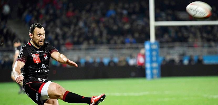 XV de France: Beauxis titulaire en Ecosse six ans après sa dernière sélection