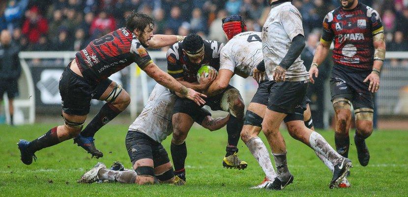 Rugby : les Lions de Rouen font un bond au classement