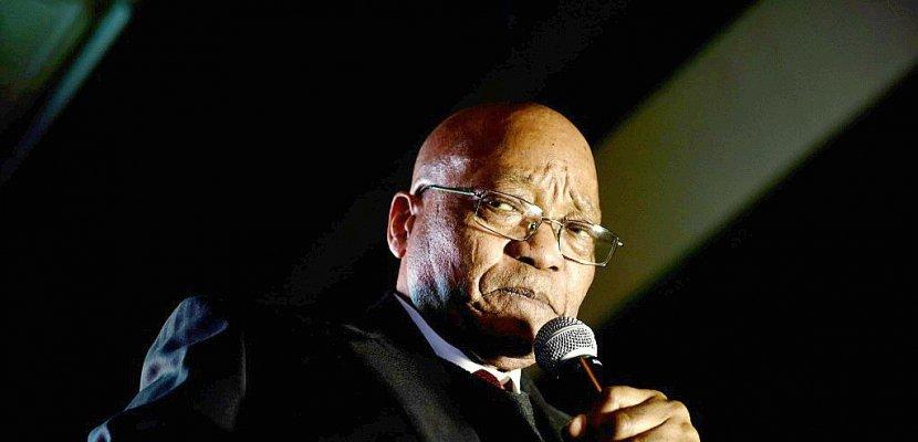 L'Afrique du Sud attend, anxieuse, la démission de Zuma