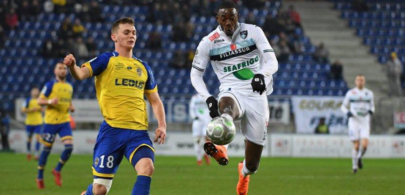Le-Havre. Football (Ligue 2, 26e journée) : Malgré Mateta, Le Havre craque à Sochaux