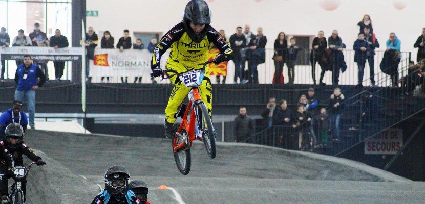 Spectacle réussi au BMX indoor de Caen ! [Photos]