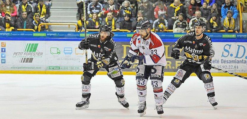 Rouen. Hockey sur glace : les Dragons de Rouen font le break face aux Ducs d'Angers