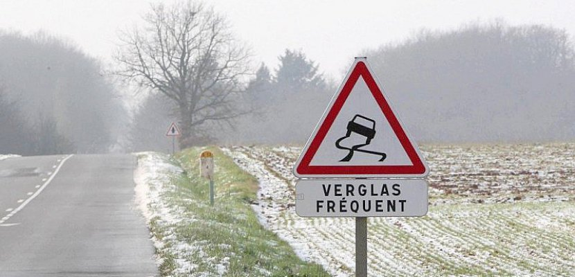 Manche : redoux difficile, attention aux routes verglacées
