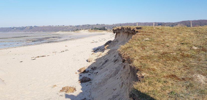 Grandes marées: l'inquiétude est constante après les dégâts de la tempête Eleanor