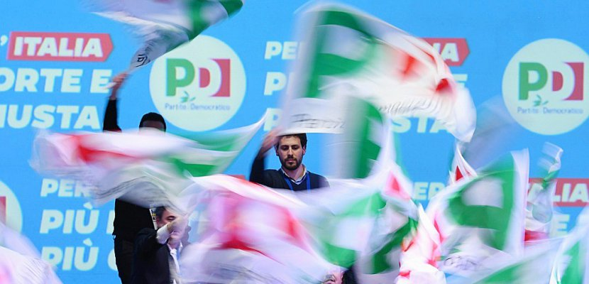 Législatives en Italie: journée de pause avant le saut dans l'inconnu