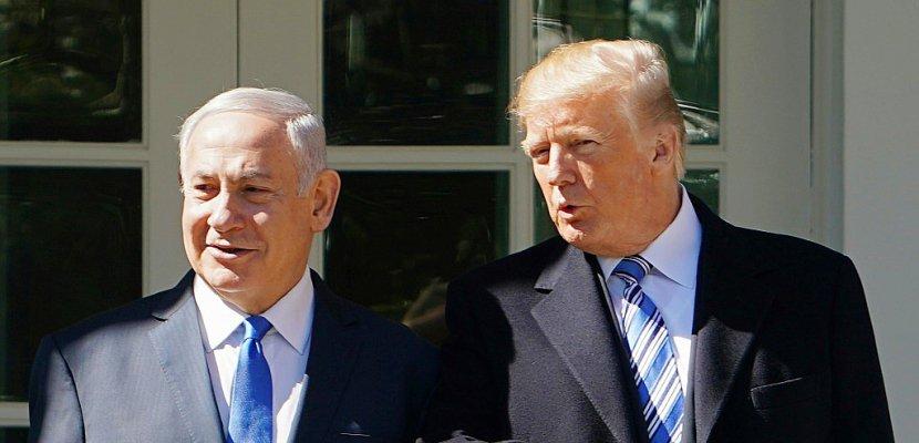 Trump pourrait assister à l'inauguration de l'ambassade  à Jérusalem