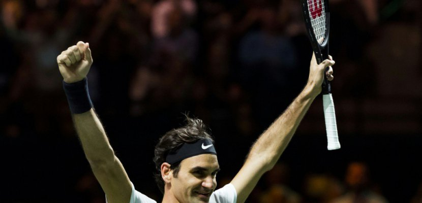 Tennis: la certitude Federer à Indian Wells, les inconnues Djokovic et Williams