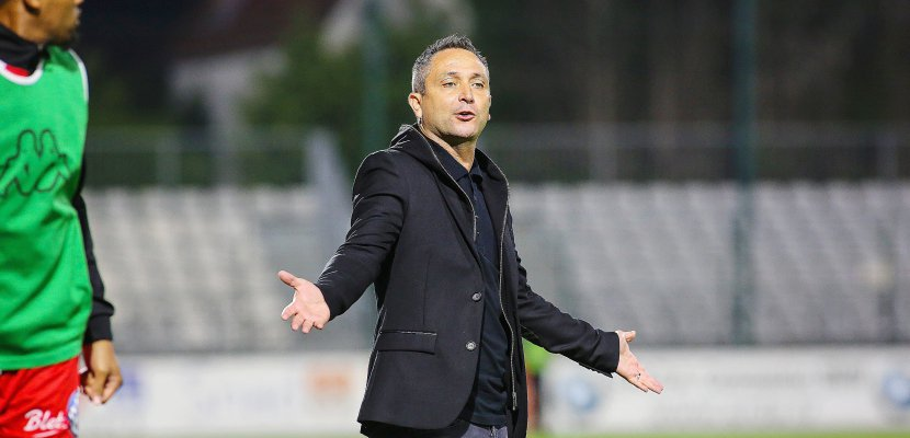 Rouen. Football (Ligue 2) : Manu Da Costa doit jongler entre le BEPF et le maintien de QRM
