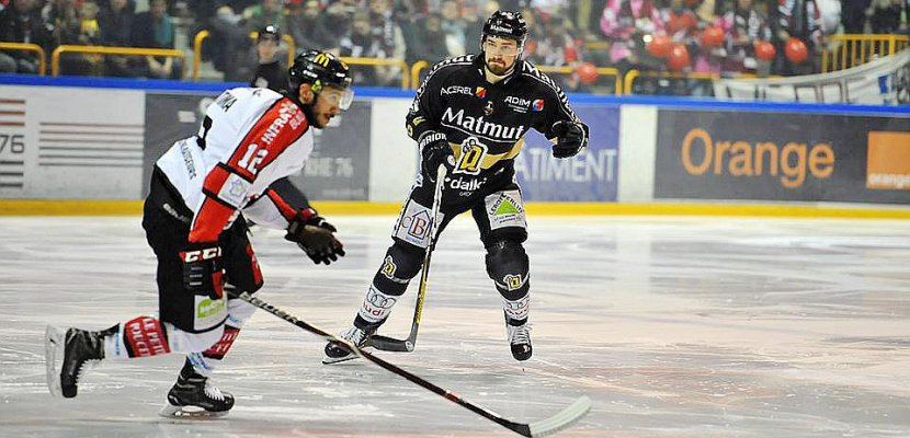 Rouen. Hockey-sur-glace (Magnus): Rouenrecolle à Amiens !