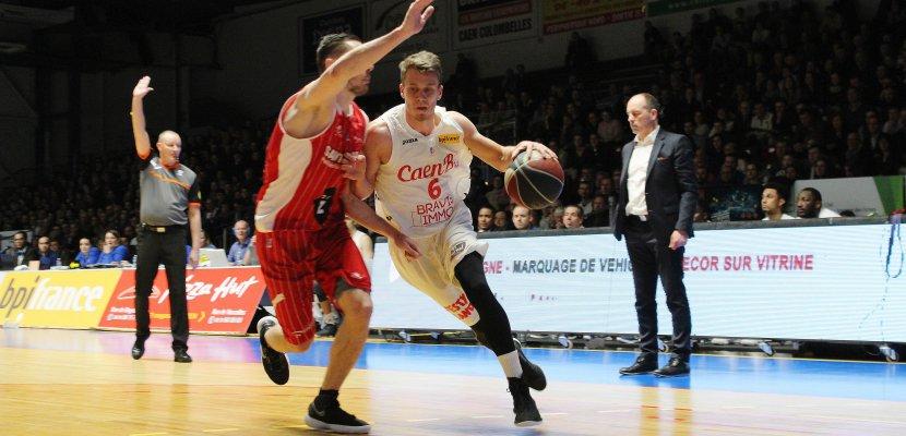 Basket : le CBC n'y arrive toujours pas contre Saint-Chamond (70-85)