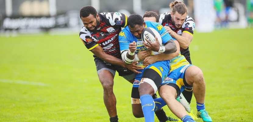 Rugby: le Rouen Normandie Rugby accueille l'US Bressane