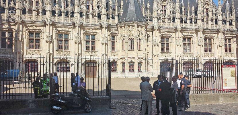 Rouen. Seine-Maritime : deux ans ferme pour avoir provoqué sonvoisin