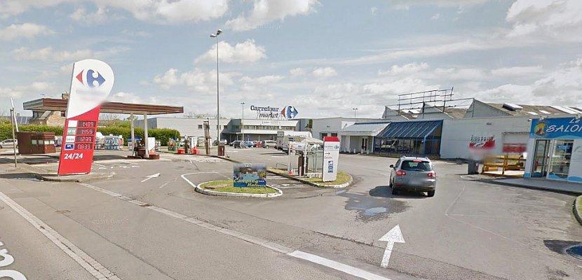 Le Carrefour Market De Pontorson Evacue