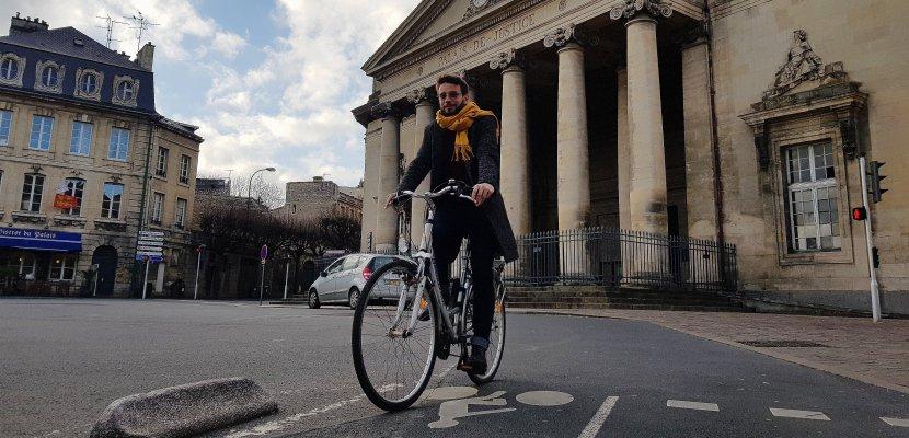 Caen. [Notre dossier] Vélo : quelles pistes pour Caen ?