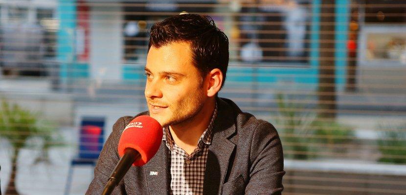 """SNCF : """"éviter le dumping social"""", pour le député Damien Adam"""