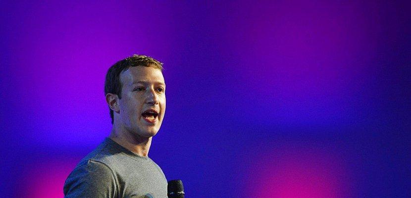 Facebook: le scandale des données personnelles s'amplifie, Zuckerberg bientôt devant le Congrès