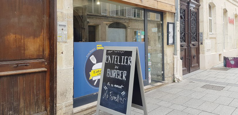 Bonne table à Caen : l'Atelier du Burger