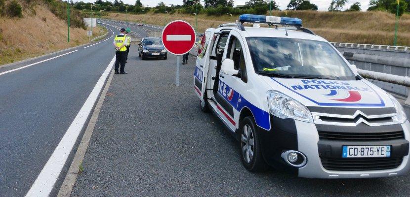 Cherbourg : une conductrice âgée de 36 ans avec 3,31 grammes d'alcool dans le sang