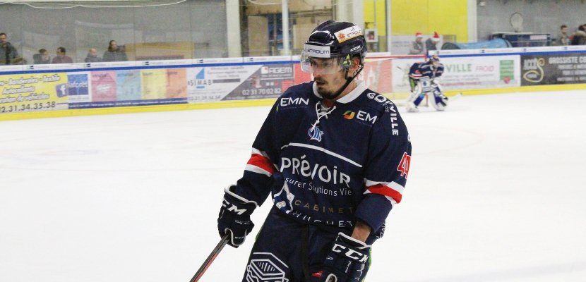 Hockey sur Glace (D1): Prosvic reste à Caen, Darge s'en va