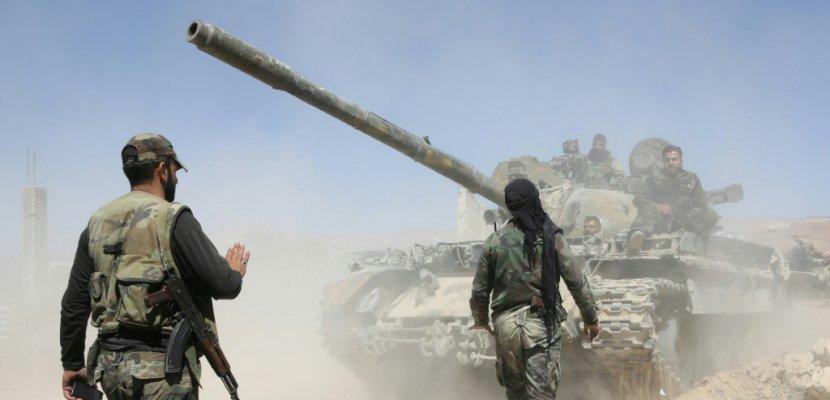 Syrie: frappes sur Douma après une attaque chimique présumée du régime