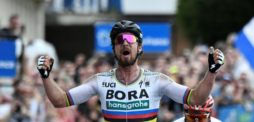 Paris-Roubaix: Sagan en champion du monde