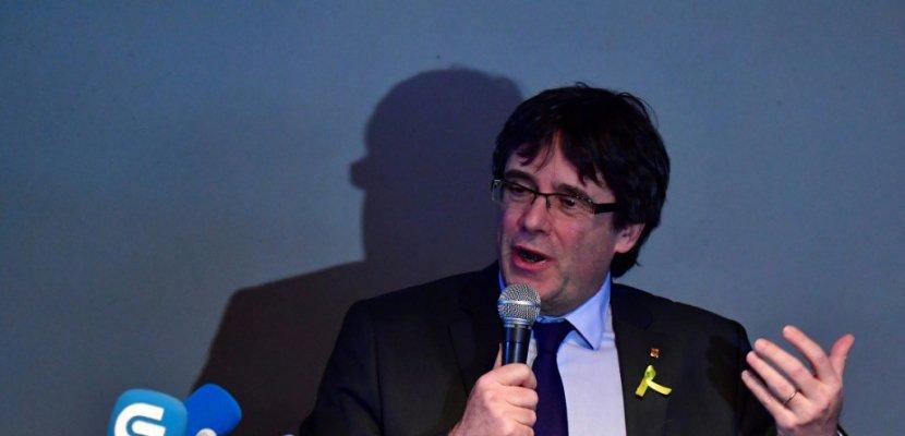 Catalogne: la justice allemande autorise Puigdemont à s'installer à Berlin