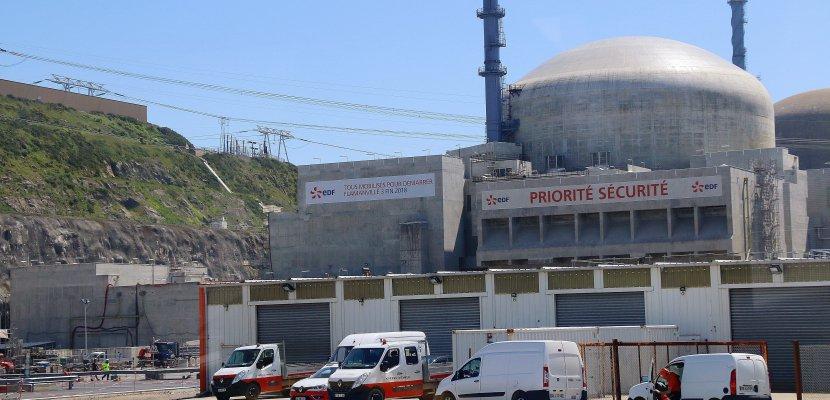 """Le calendrier du démarrage de l'EPR à Flamanville """"plus que tendu"""" selon l' ASN"""