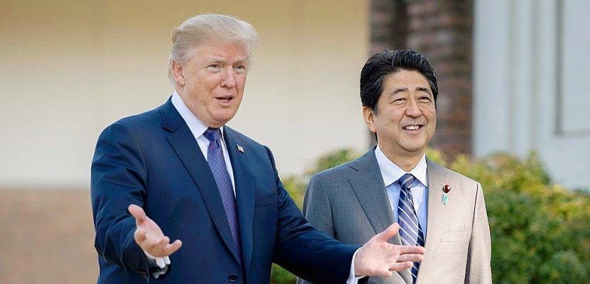 """Trump évoque des contacts directs """"à très haut niveau"""" avec Kim Jong Un"""
