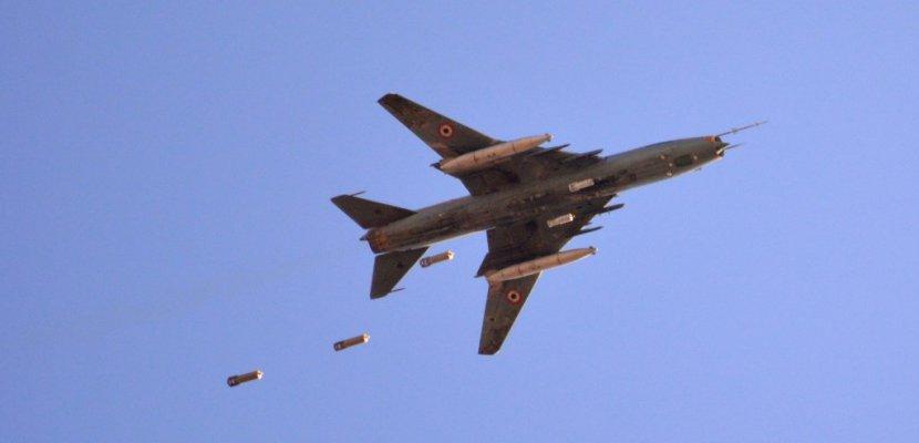 Syrie: le régime progresse dans un bastion de l'EI à Damas