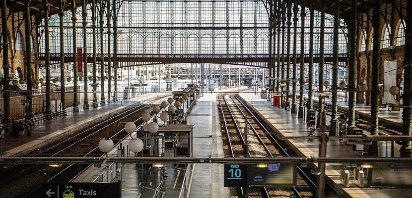 Les grèves SNCF et Air France convergent de nouveau en fin de semaine