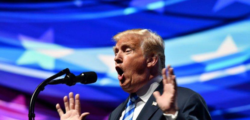 Donald Trump affiche un soutien sans réserve au lobby pro-armes