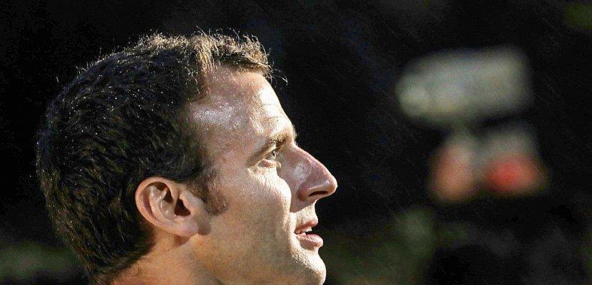 """Macron critique """"ceux qui pensent que le summum de la lutte c'est les 50 euros d'APL"""""""