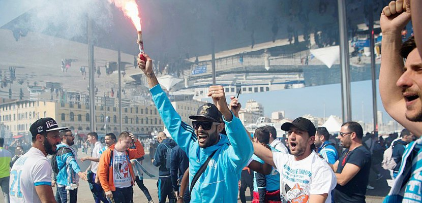 Europa League: Marseille déjà en ébullition