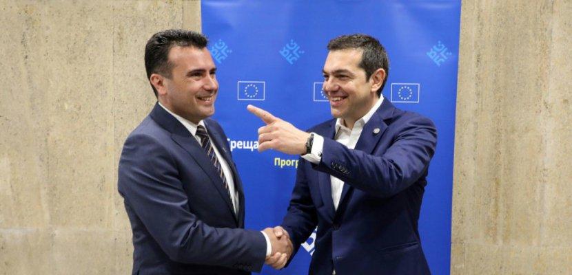 Nom de la Macédoine: Skopje et Athène proches d'une solution