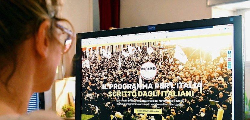 Italie: les populistes révèlent un programme de gouvernement anti-austérité