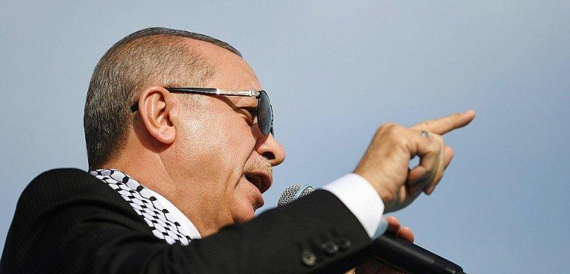 Le président Erdogan mène campagne en Bosnie