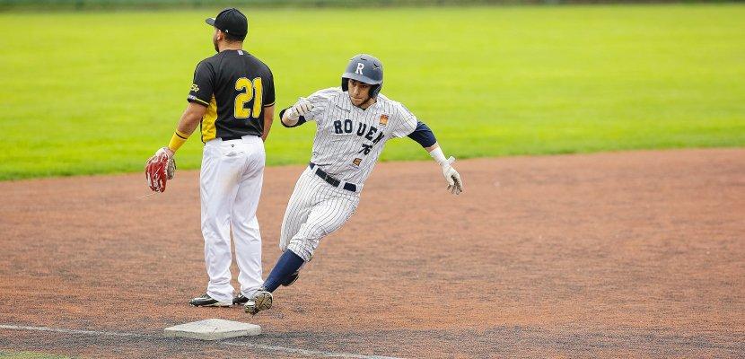 Rouen. Baseball: Rouen et Sénart se quittent dos à dos