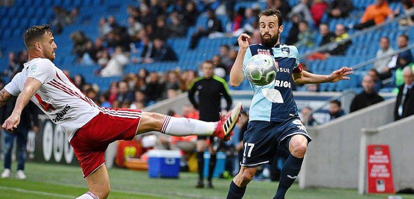 Football: la LFP confirme la défaite du Havre